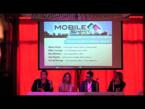 Is Creative or Media KING of Madison Ave? - Mobile Media Summit 2012 - NY During AD Week