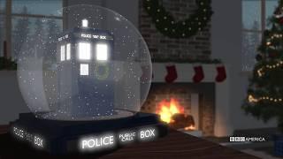 TARDIS Yule Log | Doctor Who Christmas | Christmas Night @ 9/8c on BBC America