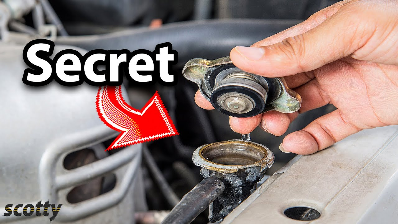 Doing This Will Make Your Car's Cooling System Last Forever