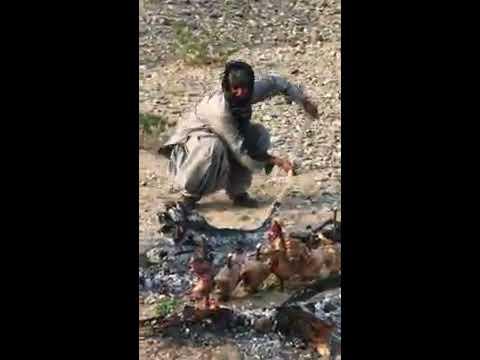 Baloch people real Sajji