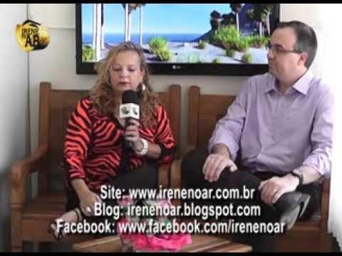 """Irene no ar 26 10 2013   """"Varizes"""" com Dr. Fábio Vinicius Duarte   Partic. Cristiano Prata"""