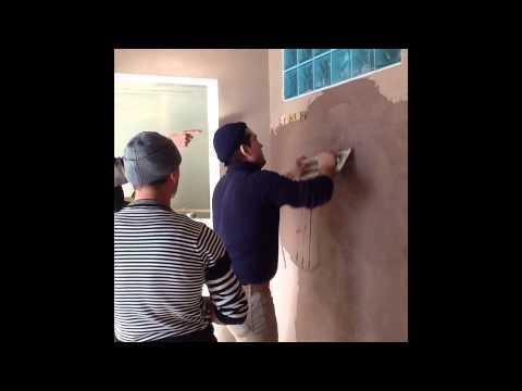 La casa di elena e danilo rasatura argilla youtube for Matteo brioni