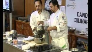 World Gourmet Summit 2010 David Thompson Culinary Masterclass, Coconut Cake