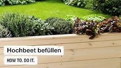 Do it + Garden: Hochbeet befüllen. How to. Do it.