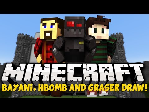 Bayani, HBomb and Graser Draw