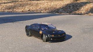 HPI Sprint 2 Drift: Установка безколекторних силової установки
