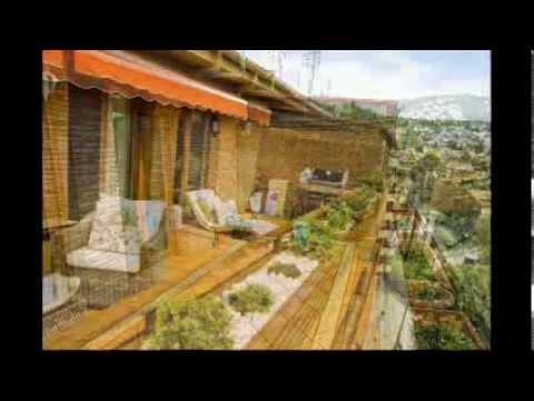 Dise o y ejecuci n de terraza tico youtube - Diseno de terrazas aticos ...