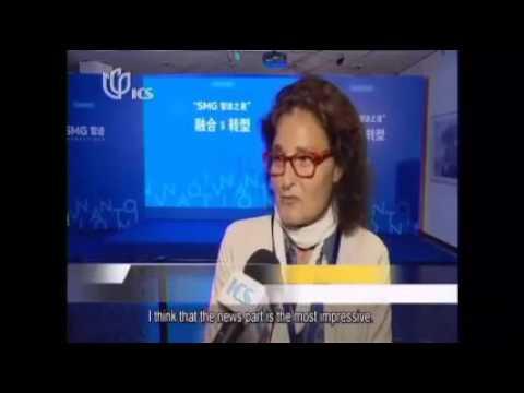ITV JT  SHANGHAI ICS CHANNEL