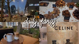 Vlog #20 셀린느 러기지백사고, 출근하고 퇴근하고…