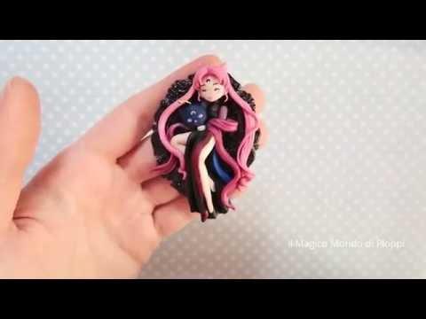 Creazioni Bamboline In Fimo #7 !! Ploppi   YouTube