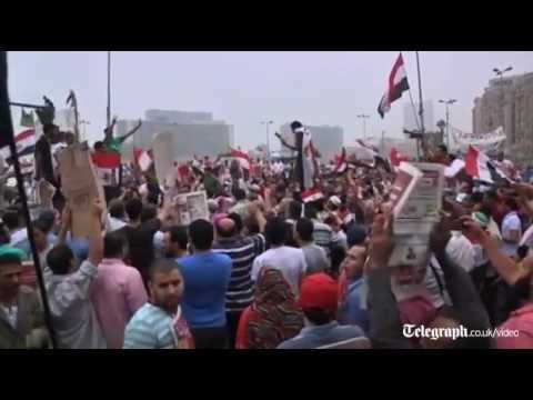 Egypt: Muslim Brotherhood supporters rejoice in election victory