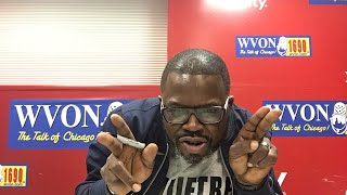 Watch The WVON Morning...Today we'll discuss Forrest firing and property taxes!