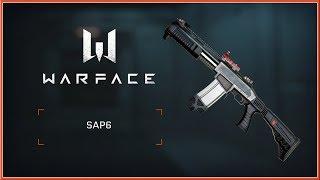 WARFACE - NEW Powerful Shotgun SAP6 Spotlight Trailer 2019 (PC, PS4 & XB1) HD