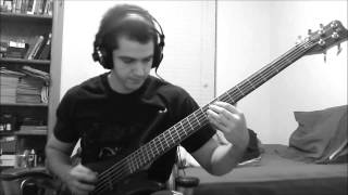 "AFI - ""Malleus Maleficarum"" [Bass Cover]"