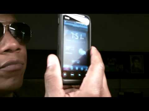 HTC EVO SHIFT (Unboxing)