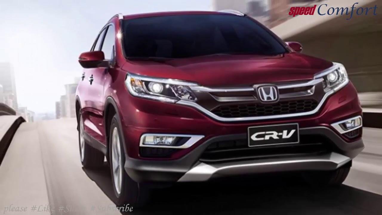 2020 Honda Cr V Review Youtube