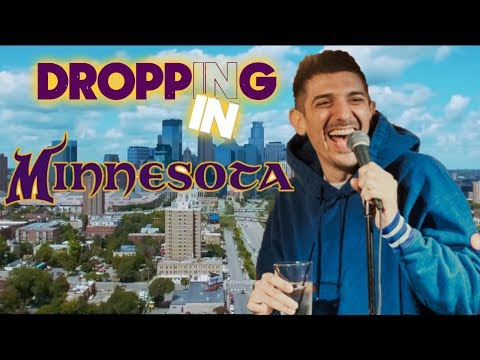 Stand Up, Somalians, and Stealing Zambonis in Minnesota | Dropping In #25