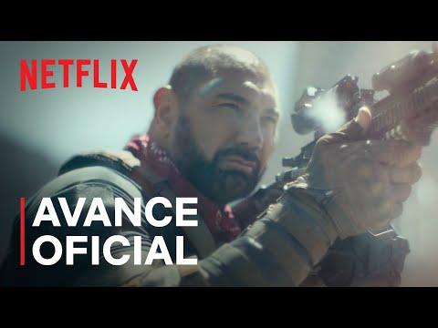 Ejército de los muertos (EN ESPAÑOL)   Avance oficial   Netflix
