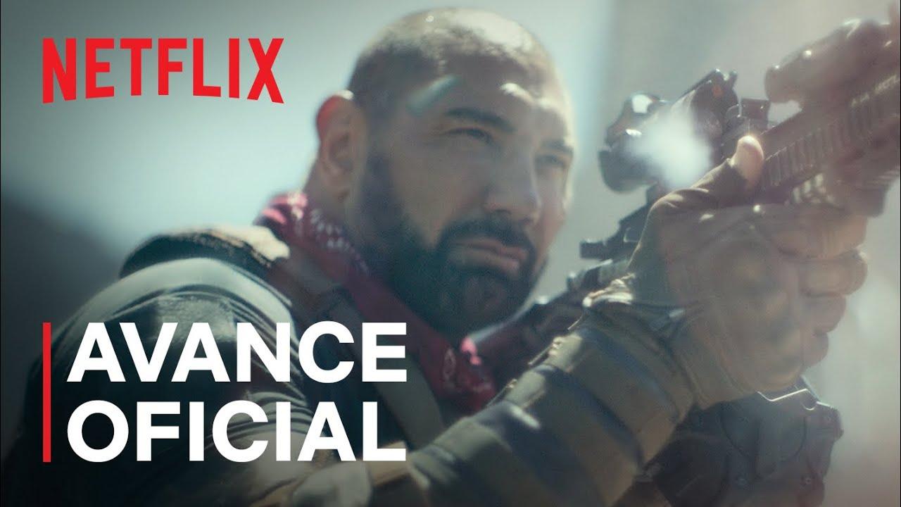 El ejército de los muertos – Tráiler oficial | Netflix