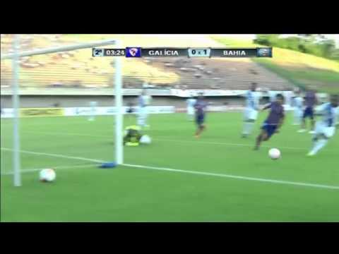 Galicia 0 x 5 Bahia   Melhores Momentos - Campeonato Baiano 2015