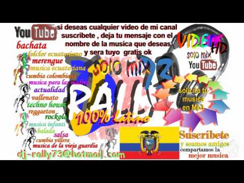 juliana la reina del mambo mix djrally73  videoHD 2011.wmv