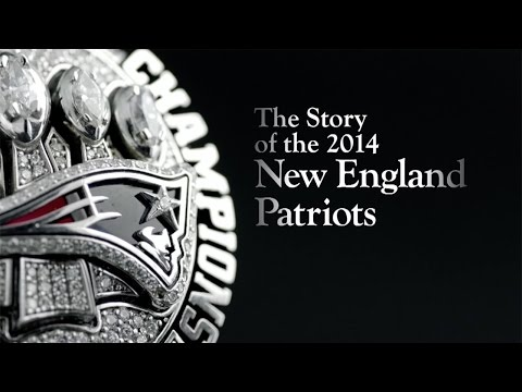 America's Game: The Story of the 2014 New England Patriots