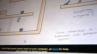 Use Boxmen Levels 1-9 (Level 10 Gives U A Idea)