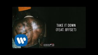 Pardison Fontaine - Take It Down (feat. Offset) [Official Audio]