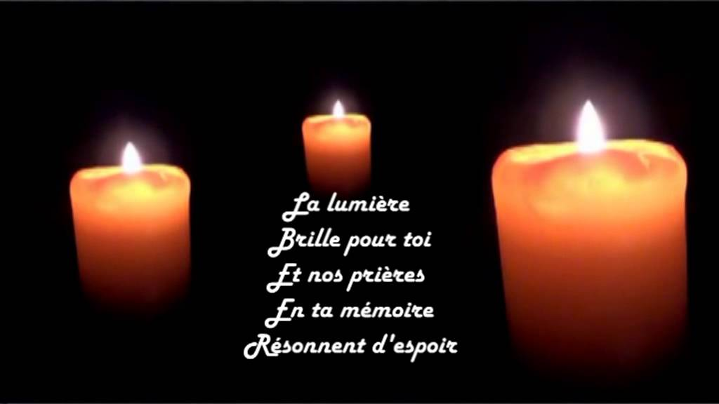 Hommage à nos chers disparus - YouTube