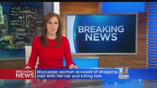 Woman Accused Of Dragging, Killing Man With Her Car