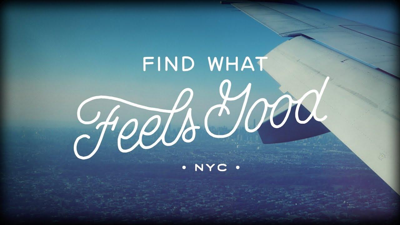 find what feels good nyc travel vlog youtube. Black Bedroom Furniture Sets. Home Design Ideas