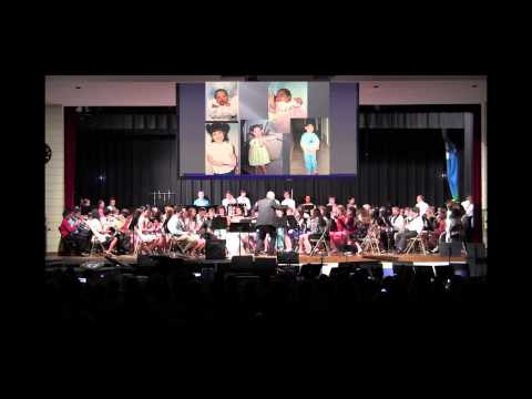 Wilson Southern Middle School A Childhood Hymn Mother's Day Tribute