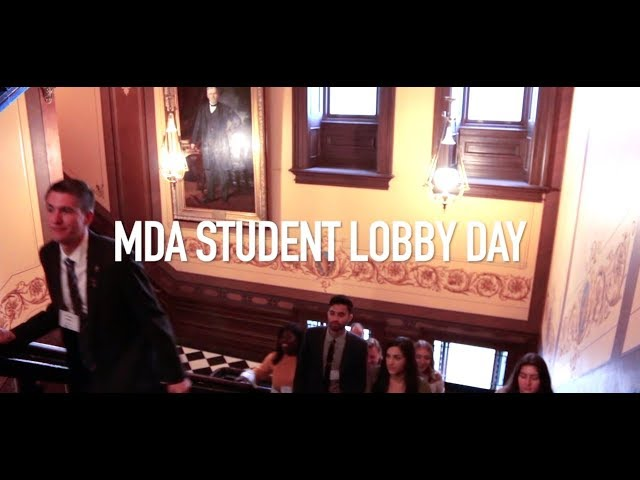 2019 MDA Student Lobby Day