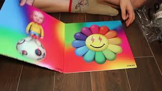 J Balvin Colores vinyl unboxing!