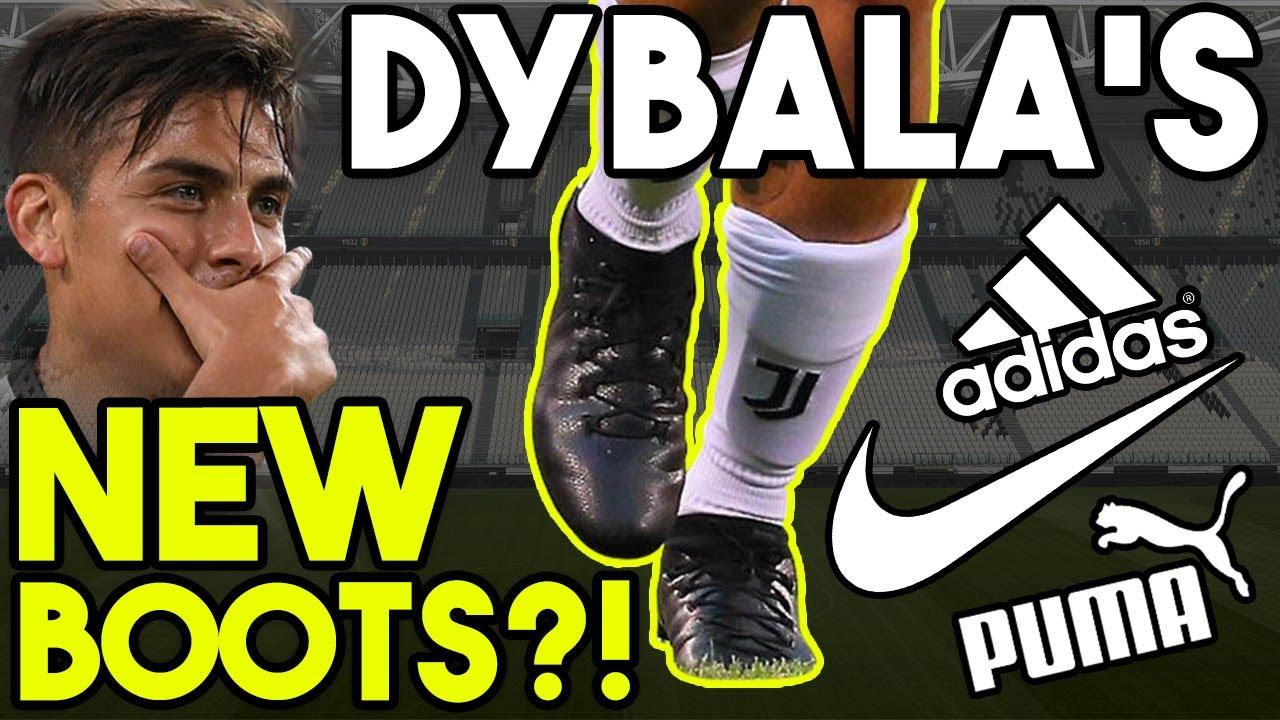 adidasNikePuma Paulo Signs Dybala Paulo With 5qLR34jcAS