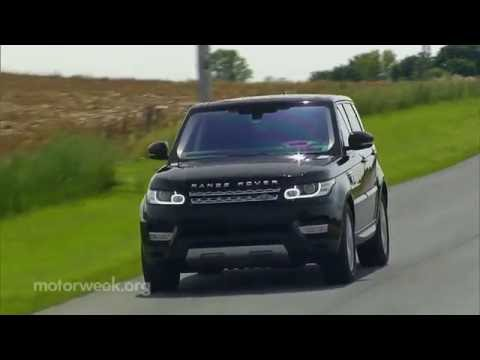 MotorWeek | Road Test: 2016 Range Rover Td6 & Range Rover Sport Td6