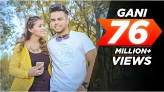Gani (Full Song) | Akhil feat Manni Sandhu | Latest Punjabi Song 2016 | MTV BEATS