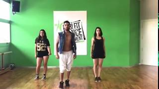 Fuego - Eleni Foureira - Zumba Fitness with Davide Baldissera