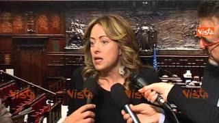 Giorgia Meloni: Alle Regionali Il Centrodestra Non Vuole Battere La Sinistra