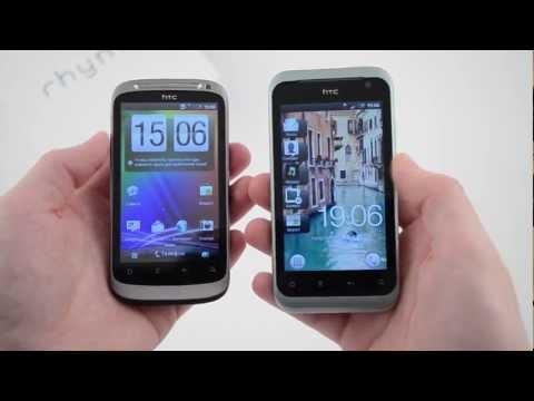Обзор телефона HTC Rhyme от Video-shoper.ru