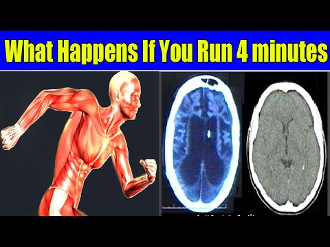 See What Happens To Your Body If You Run 4 minutes! Things That Happen To Your Body When you Run
