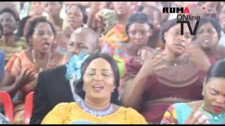 Mlima wa Moto Mikocheni B DSM Tanzania Bishop Dr  Gertrude Rwakatare Ibada ya Jumapili 07 02 2016
