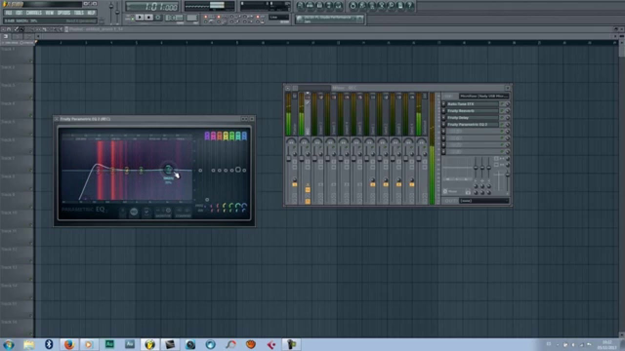 how to use autotune in fl studio