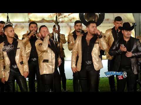 Los Mayitos De Sinaloa Ft. Banda La Unica Del Rancho Ft. Chuy Aguilar - El Rubio (En Vivo 2018)