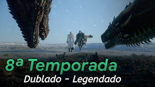 Como baixar a 8ª TEMPORADA de GAME OF THRONES (Dublado - Legendado)