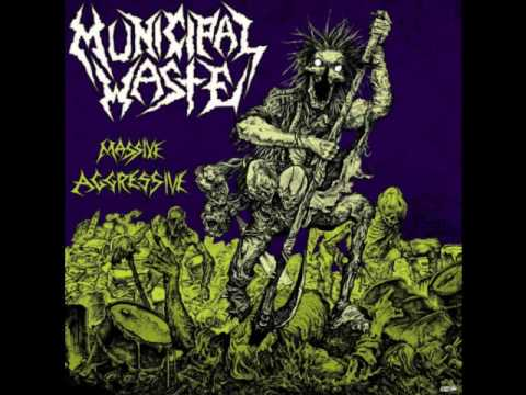 Municipal Waste - The Wrath of the Severed Head