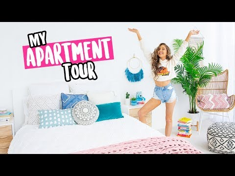 MY APARTMENT / HOUSE TOUR 2018!!!