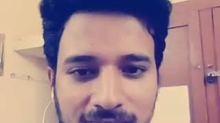 Phir bhi tumko chahunga short cover by Nipun on smule