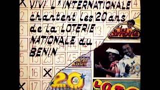 BENIN - Gnonnas Pedro & Vivi - Lotterie Nationale