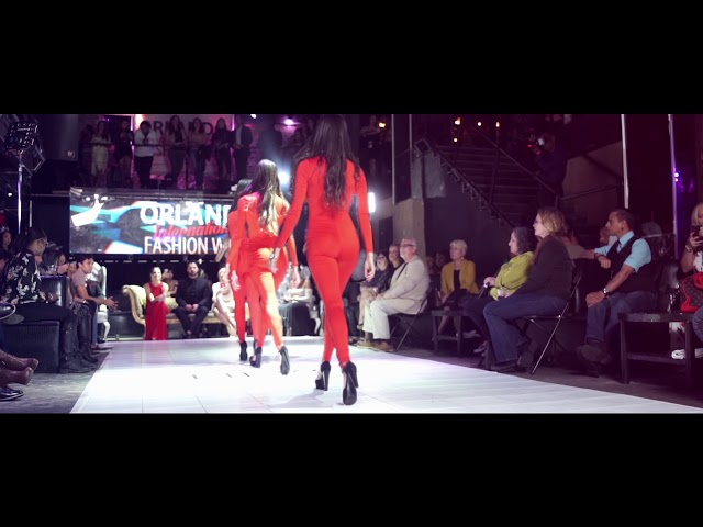 Orlando International Fashion Week short recap Fall 2017 Orlando Fashion